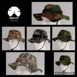 Vendo Chapéu Boonie Hat Caçador Pescador