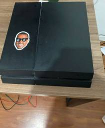 Título do anúncio: Playstation 4 Seminovo
