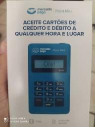 Maquininha Point Mini mercado pago