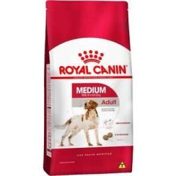 15kg Ração Royal Canin Cães Adultos Raças Médias