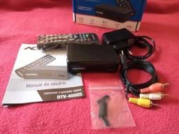 Conversor e gravador digital Aquário