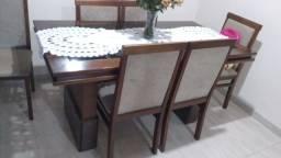 Mess 6 cadeiras