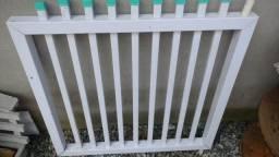Portãozinho PVC bem resistente