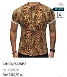 Camisa nova da marca Paradise