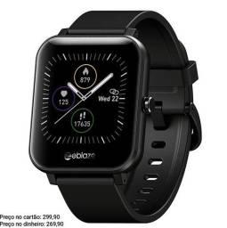 Relógio Digital Inteligente Smartwatch Zeblaze Alta Qualidade