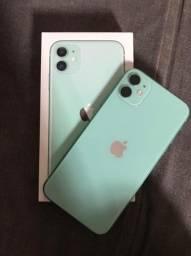 iPhone 11 com 2 meses de uso vendo ou troco