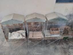 Gaiola para animais pássaros, coelhos ou pintinhos