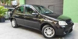 Título do anúncio: Renault Logan  Privilège 1.6 Flex  2008 Completo menos Ar