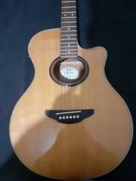 Violao Yamaha Apx 5 aço    ( somente o violao)