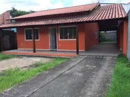 Título do anúncio: Guapimirim Casa Linear 2Qts com Garagem e Quintal em Parada Modelo.