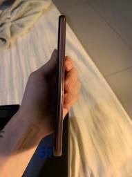S9 na caixa com carregador e nota fiscal