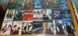 DVDs lacrados