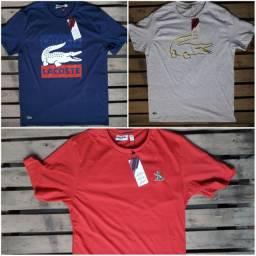 3 Camisas GG por 99$ com garantia FRETE GRATIS