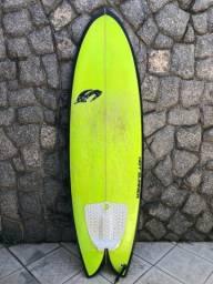 Título do anúncio: Prancha de surf Fish 6?3