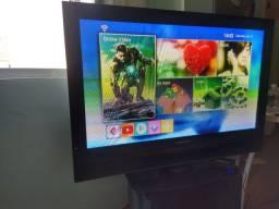 Tv com aparelho
