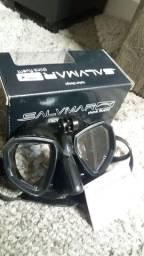 Mascara de mergulho salvimar GoPro