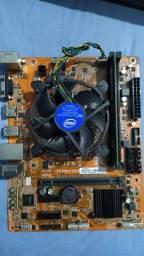 Kit 6° geração, Placa mãe, Processador e Memória