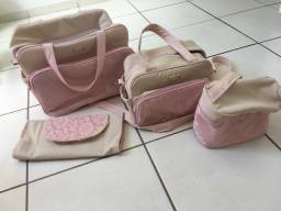 Título do anúncio: Kit de bolsas feminina