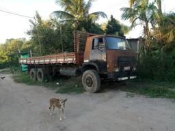 Caminhão mb