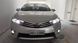 Título do anúncio: Toyota Corolla 1.8 16v Gli Flex Multi-drive 4p