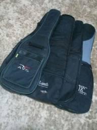 Bag e capa para guitarra