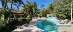 Velleda oferece magnifico sítio 1900 m² c/ 2 casas condomínio rancho alegre