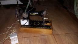Máquina de costura usada