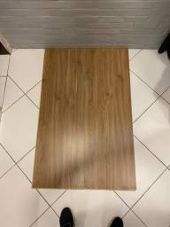 Moldura de madeira pra fotos