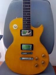 Guitarra modelo Les Paul, Groovin, nova