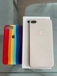 IPhone 8 Plus Rose 256 GB oportunidade aceito cartão