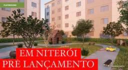 VF - (PRÉ LANÇAMENTO) - Apartamento com 2 quartos em Pendotiba /Próx. a padaria Glamour**