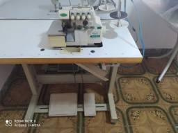 Título do anúncio: Máquina de costura 4 fios industrial
