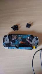 Título do anúncio: PSP 3000 para retirada de peças+carregador