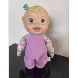 Título do anúncio: Boneca Baby Alive