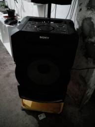 Som Sony Semi-Novo