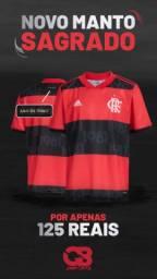 Camisa do Flamengo 21/22