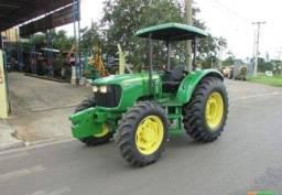 Trator John Deere 5075 4x4 ano 12