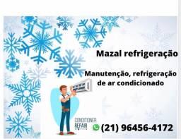 Mazal refrigeração.