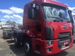 Ford Cargo 2429/2013 Bi-truck 8x2 c/ar condicionado Bx Km !!!