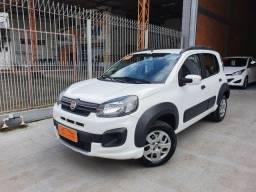 Fiat / Uno 1.3 Way - Completo - Novo !