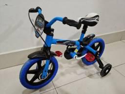 Título do anúncio: Bike bicicleta pedal aro 12 nathor