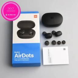 Fone Bluetooth AirDots - Entrega Grátis