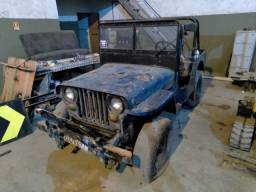 Jeep Willys 68 4x4 Lataria do 51