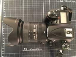 Título do anúncio: Câmera Nikon D7000