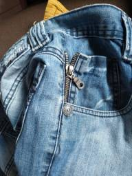 Título do anúncio: Calça Jeans Logpace Nova Zero RELÍQUIA N° 40