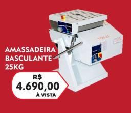 Masseira basculante 25kg - GASTROMAQ - JM equipamentos