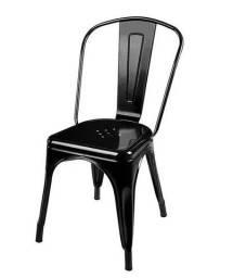 Cadeira aço Tolix