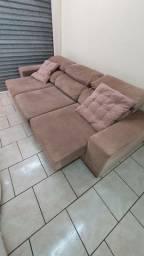 Título do anúncio: Sofá retratil com encosto reclinável 3M