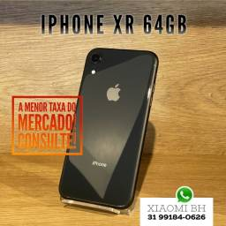 Entrega RÁPIDA e GRÁTIS BH! iPhone XR 128GB - IGUAL ZERO - Saúde da BATERIA 92%