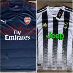 2 Camisas de time G por 110$ com garantia FRETE GRATIS